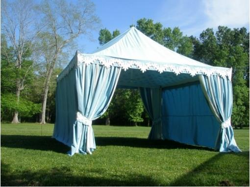 Boutique Tents Custom Collection Party Tents Cabanas