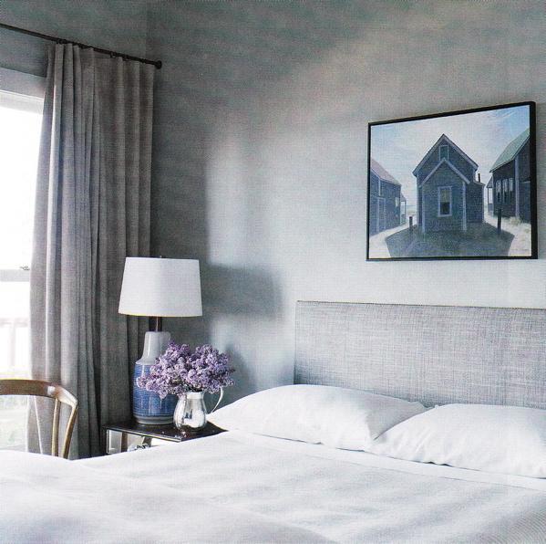 Silver Gray Bedroom Walls Design Ideas