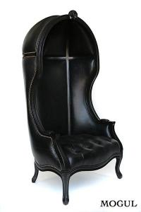 Modern Furniture Francisco Storesblack Leather - DINING CHAIRS