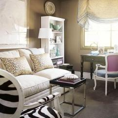 French Bergere Chair And Ottoman Stool Used Taupe Living Room Walls Design Ideas