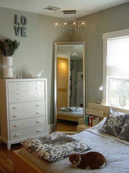 Floor Mirror Design Ideas