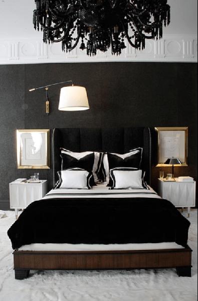burnt orange living room accessories leather furniture canada black velvet headboard - contemporary bedroom