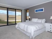 Bedroom With Grey Carpet - Carpet Vidalondon