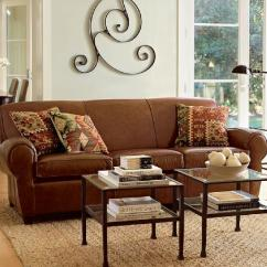 Manhattan Sofa Pottery Barn Clean Your Leather L4l