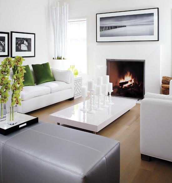 low coffee table contemporary