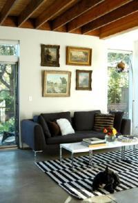 Ikea Rugs - Contemporary - living room - Design Sponge