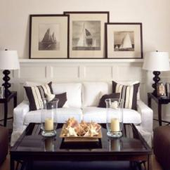 White Living Room Side Table Black Grey Lacquered Coffee Cottage Phoebe Howard