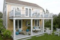 Second Floor Balcony - Cottage - deck/patio