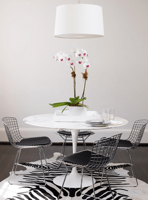 white bertoia side chair potty chairs for boys saarinen table design ideas