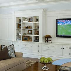 Living Room Cabinets Built In Sofa Images Transitional Alisberg Parker