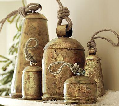 Decorative Bells  Pottery Barn