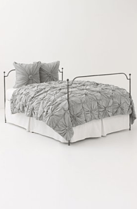 Anthropologie Rosette Bedding Look 4 Less!