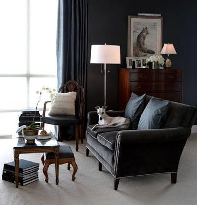 Sofa With Nailhead Trim Design Ideas