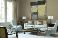 Yellow and Blue Rooms - Transitional - Living Room ...