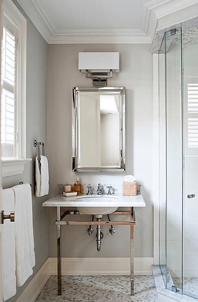 Bathroom Sconce