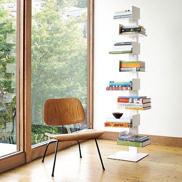 Jigsaw Spine Bookcase West Elm