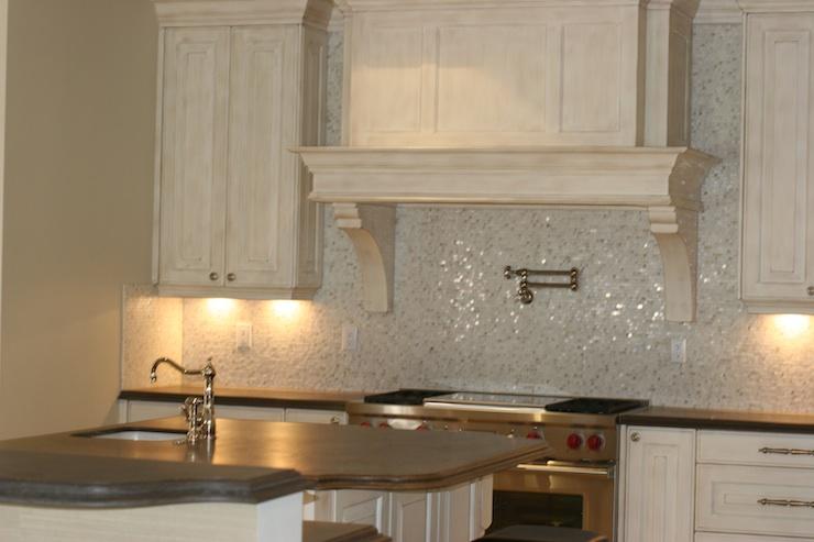 Limestone Countertops  Transitional  kitchen