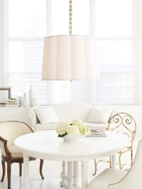 Barbara Barry Scallop Chandelier- Transitional - dining ...