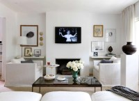 Sofas Facing Each Other - Contemporary - living room ...
