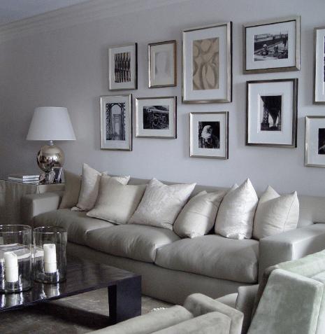 Comfy Sofa  Transitional  living room  Foley  Cox