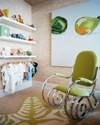 Seafoam Green Grasscloth Wallpaper Design Ideas