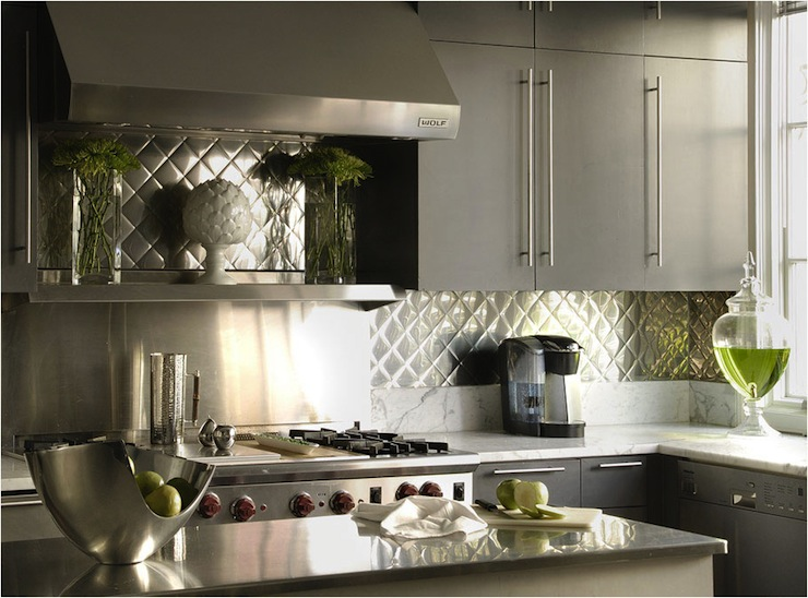 Gray Frameless Cabinets Contemporary Kitchen Caldwell Flake