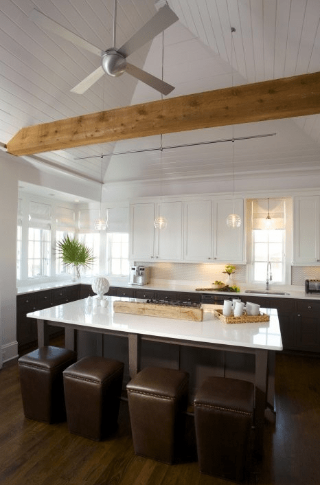 Rustic Wood Beam Design Ideas