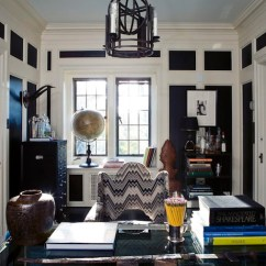 Studded Dining Room Chairs Solid Wood Kitchen Blue Ceiling Design Ideas