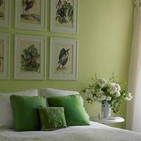 Yellow Green Paint Color - Eclectic - living room ...