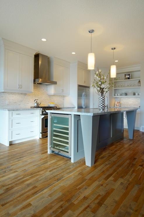 gray kitchen backsplash wallpaper designs split face marble - contemporary ...