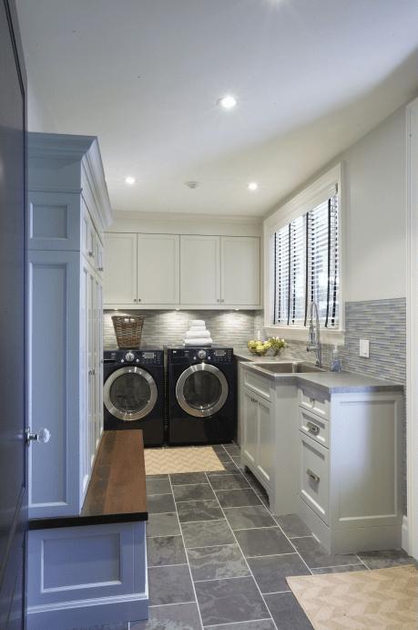 Mud Room Laundry Combo Design Ideas