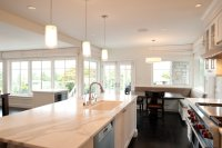 Kitchen Banquette - Transitional - kitchen - Paul Moon Design