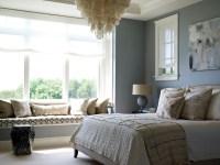 Window Seat in Bedroom - Contemporary - bedroom - Bella ...