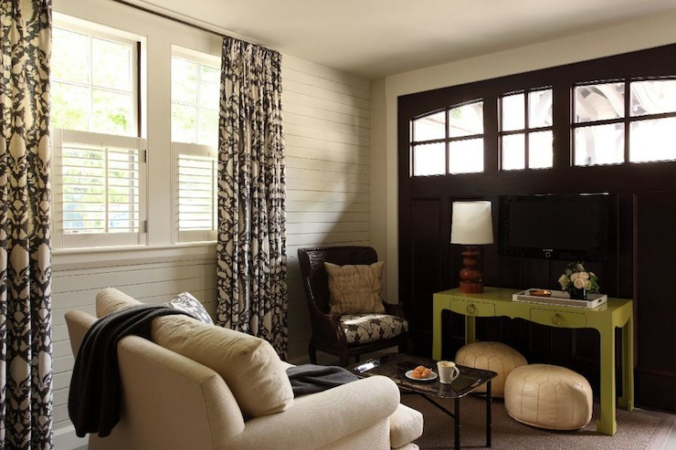 charcoal gray sofa bed how to clean microfiber sofas schumacher chenonceau wallpaper design ideas