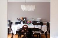 Dining Room - Benjamin Moore Silver Fox