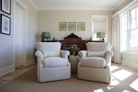 Bedroom Chairs - Cottage - bedroom - Urban Grace Interiors