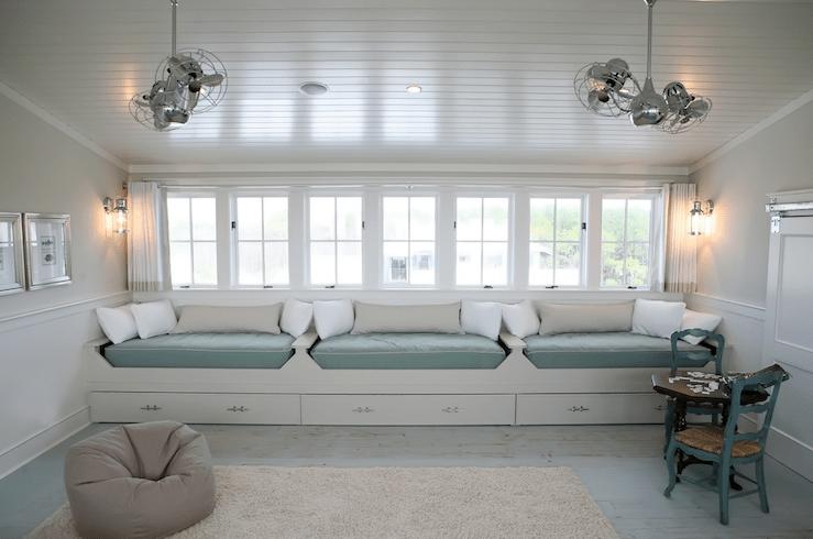 Beadboard Bedroom Ceiling Design Ideas