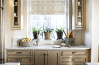 Taupe Kitchen Cabinets Design Ideas