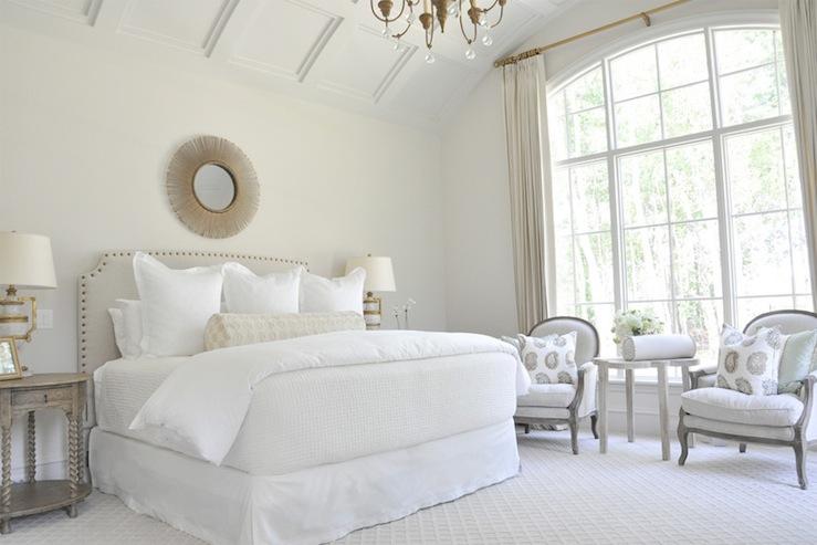 White Bedroom Ideas French Bedroom Urban Grace Interiors