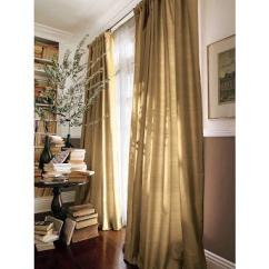 Z Gallerie Chairs Poang Chair India Dupioni Silk Gold Pole Drapes