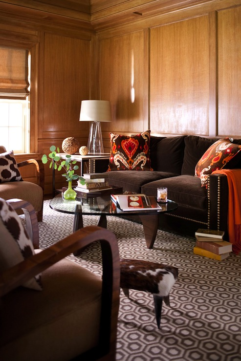 throw pillows for dark brown leather sofa sofas 4 less leicester reviews chocolate design ideas
