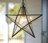 Reed Star Pendant - Pottery Barn