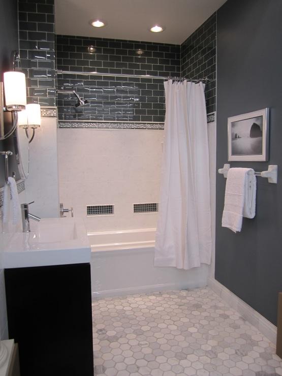 Bathroom  Sherwin Williams Foggy Day
