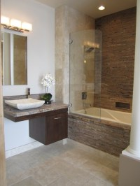 Floating Cabinets - Contemporary - bathroom
