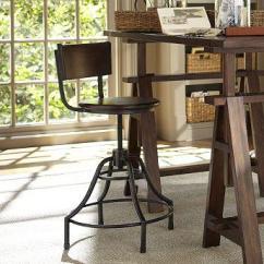 Pottery Barn Swivel Desk Chair Kids Bean Bag Chairs Ikea Foster -