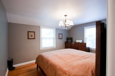 Taupe Paint Color  Traditional  bedroom  Sherwin