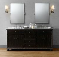 23 Simple Restoration Hardware Bathroom Vanity | eyagci.com