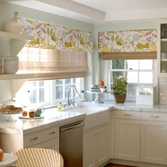 Kitchen Valance Vulcan Transitional Bonesteel Trout Hall
