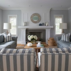 Gray Blue Living Room Table Furniture And Cottage Lynn Morgan Design