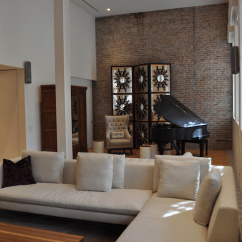 Ethan Allen Living Room Ideas Lake House Photos Exposed Brick Wall Design